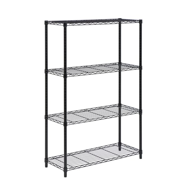 Wayfair Basics 54H x 36W 4 Shelf Shelving Unit by