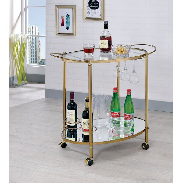 Guthrie Bar Cart By Mercer41