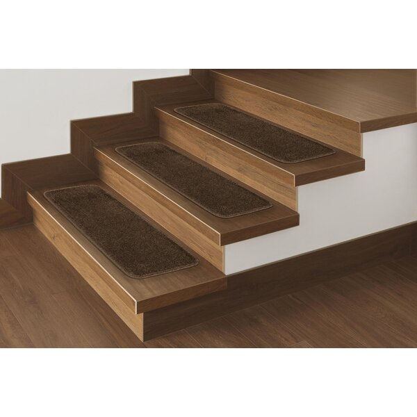 Carreras Pile Stair Treads (Set of 7) by Andover Mills
