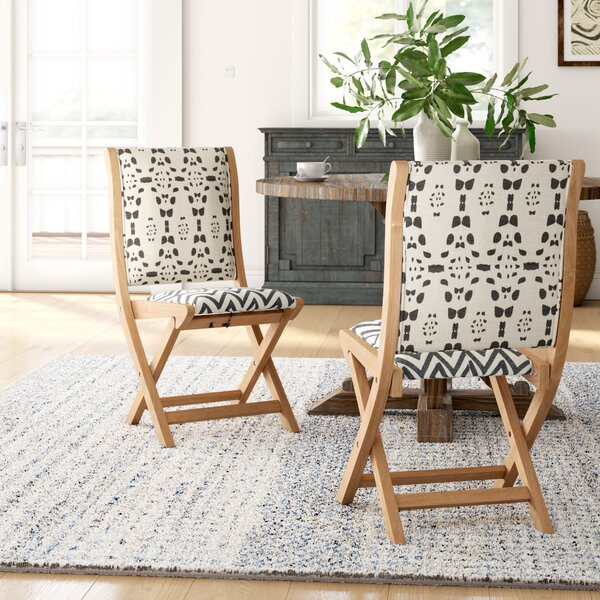 Durango Upholstered Dining Chair (Set of 2) by Mistana