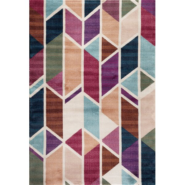 Loft Multi Indoor Area Rug by World Rug Gallery