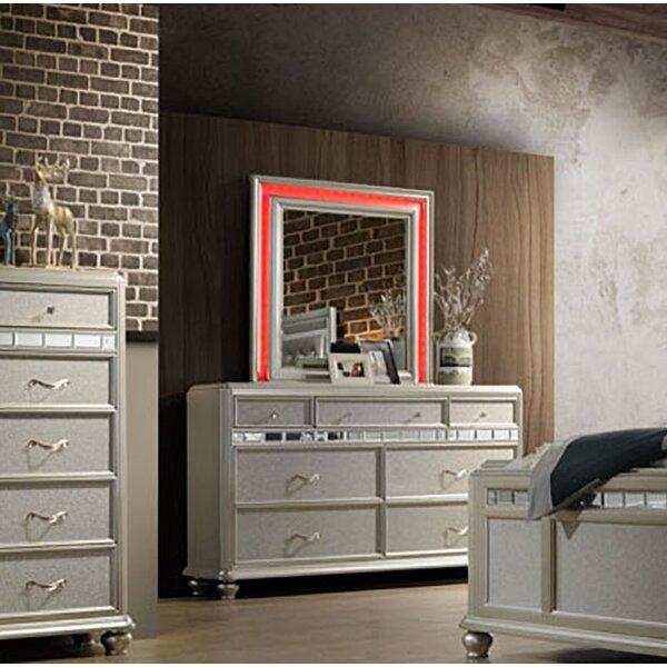 Drage 7 Drawer Dresser by Rosdorf Park