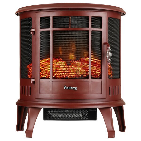 Regal 400 sq. ft. Electric Stove by e-Flame USA