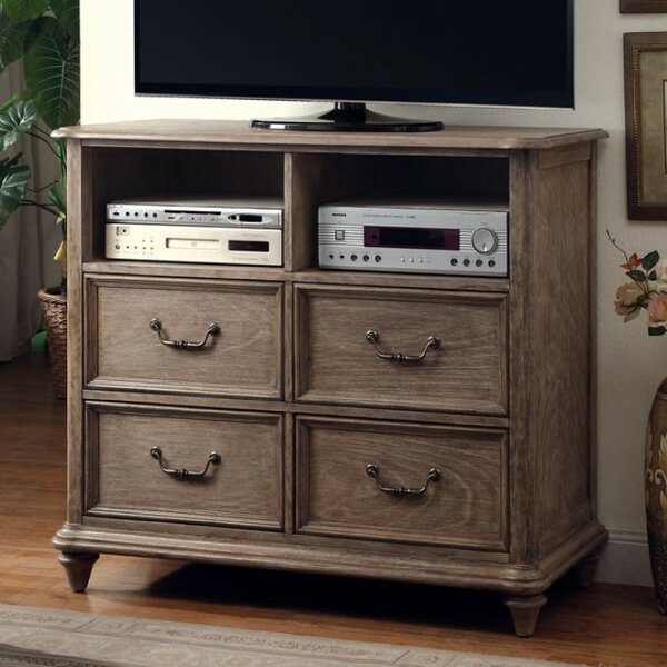 Simonelli Media 4 Drawer Chest by One Allium Way