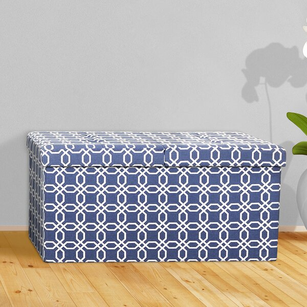 Providence Smart Ottoman by Charlton Home