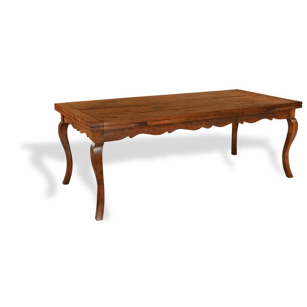 Refectory Extendable Dining Table by MacKenzie-Dow