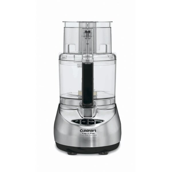Prep Plus 11 Cup Food Processor By Cuisinart.