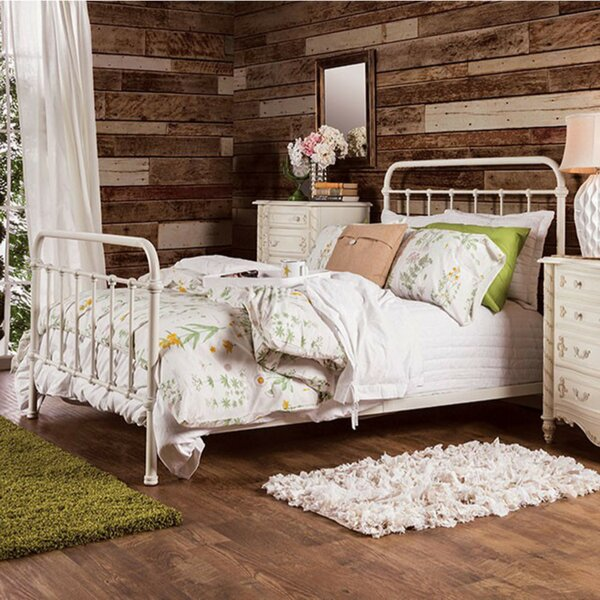 Retha Twin Standard Bed by Ophelia & Co.