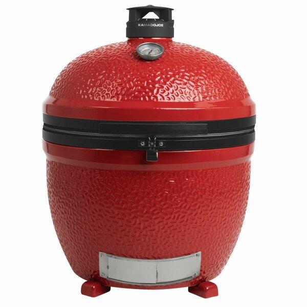 24 Big Joe II Kamado Charcoal Grill by Kamado Joe