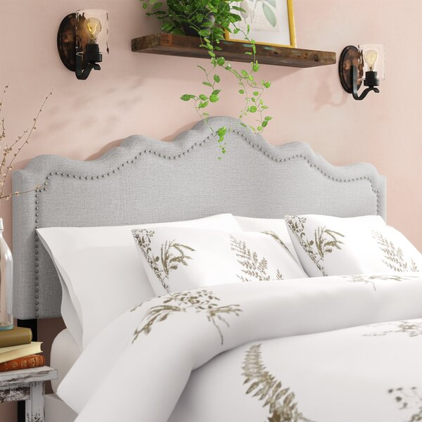 Sevan Upholstered Panel Headboard by Lark Manor