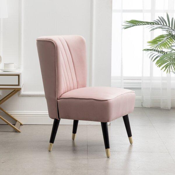 Billiot Slipper Chair by Mercer41 Mercer41