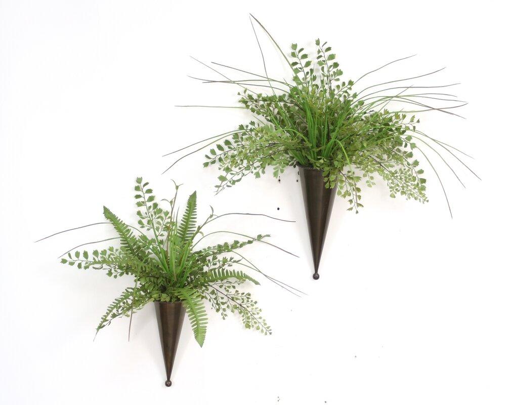 2 piece maiden hair fern grass hanging plant in decorative vase 2 piece maiden hair fern grass hanging plant in decorative vase set reviewsmspy