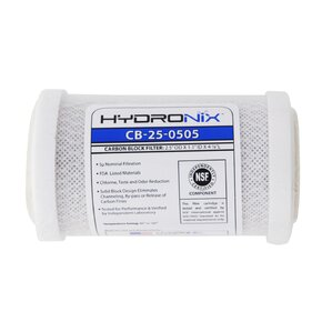 NSF Carbon Under Sink Replacement Filter by Hydronix