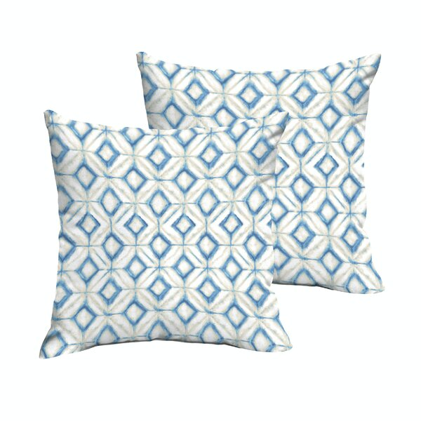 Breshears Indoor/Outdoor Throw Pillow (Set of 2)