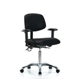 Jasmine Ergonomic Task Chair by Symple Stuff Sale