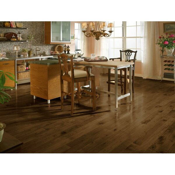 4 Solid Maple Hardwood Flooring in Cappuccino by Bruce Flooring