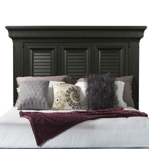 Puckett Panel Headboard by Darby Home Co