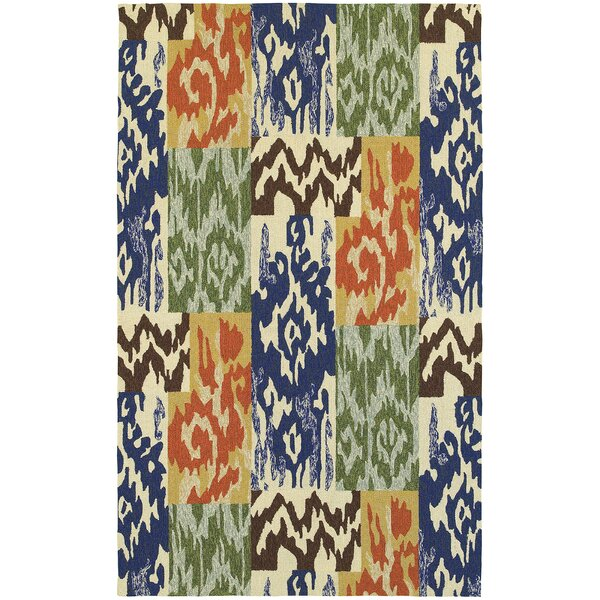 Atrium Ikat Indoor/Outdoor Area Rug by Tommy Bahama Home