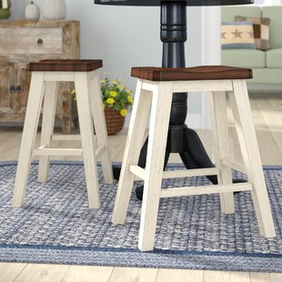 Eaglin Backless Bar Stool (Set of 2) by August Grove