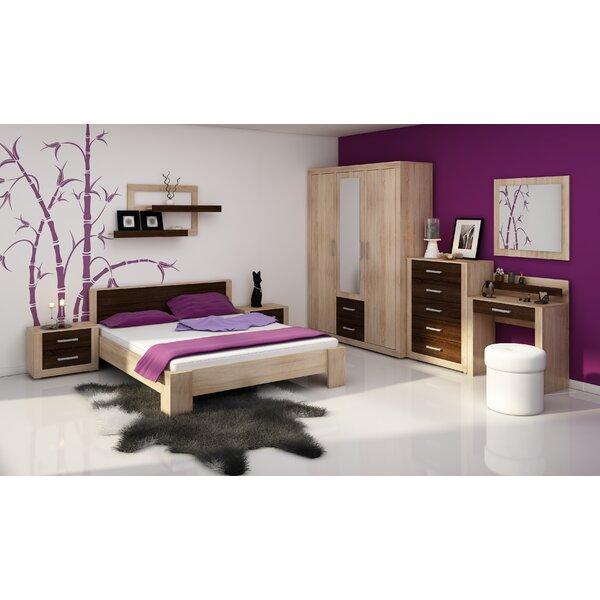 Suffield Queen Platform Bed with Mattress by Ebern Designs Ebern Designs