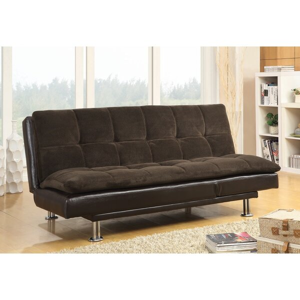 Delgadillo Casual Soothing Convertible Sofa by Latitude Run