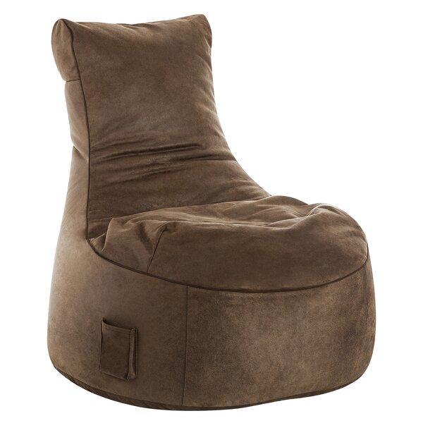 Small Bean Bag Chair & Lounger By Latitude Run