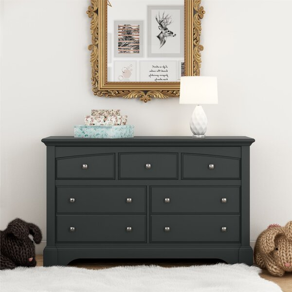 Fairhaven 7 Drawer Double Dresser by Bertini