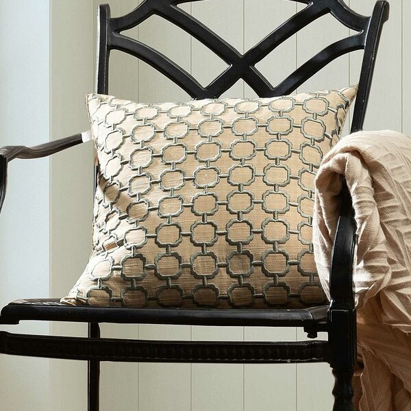 Adeline Throw Pillow by 14 Karat Home Inc.