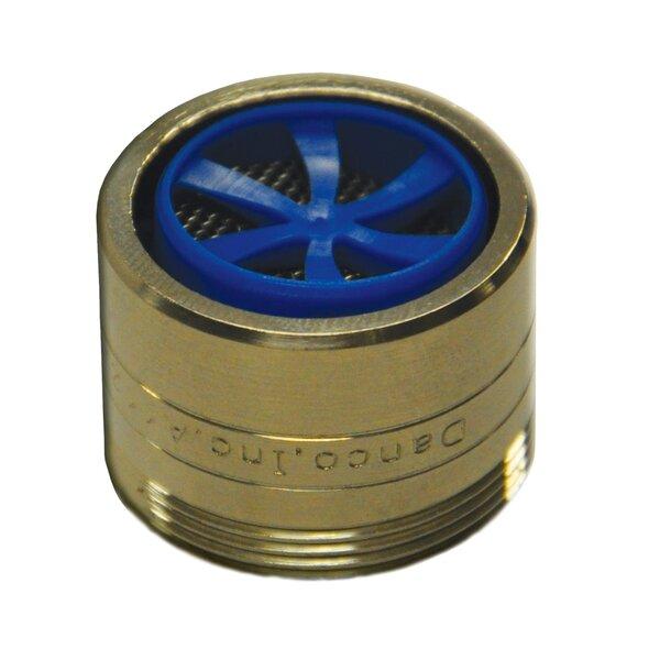 1.5 GPM Dual Thread Water-Saving Aerator by Danco