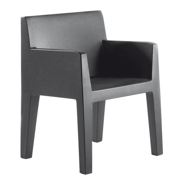 Jut Patio Dining Chair by Vondom