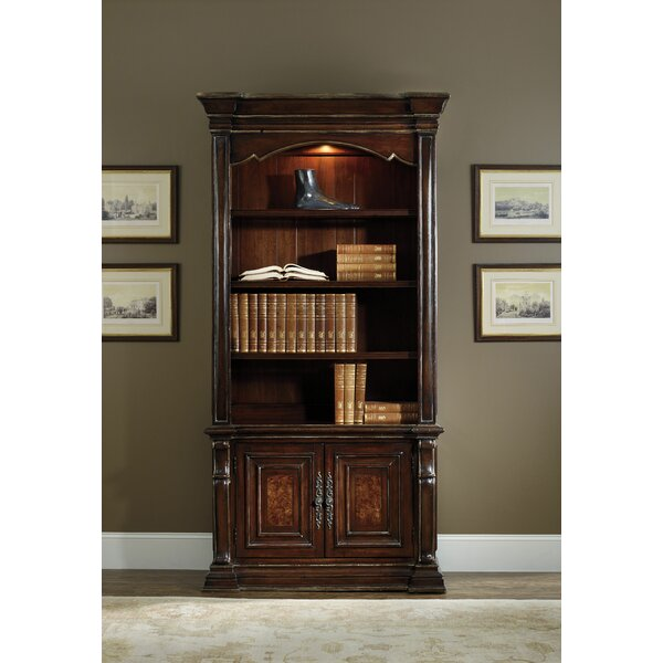 Palais Single Standard Bookcase by Hooker Furniture