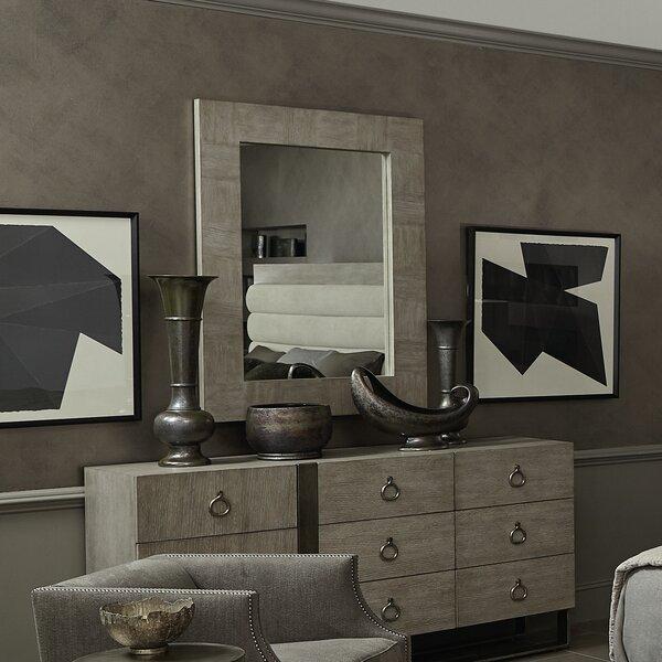 Linea 8 Drawer Dresser with Mirror by Brayden Studio
