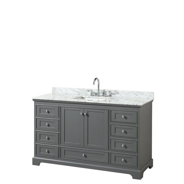 Deborah 60 Single Bathroom Vanity Set by Wyndham Collection