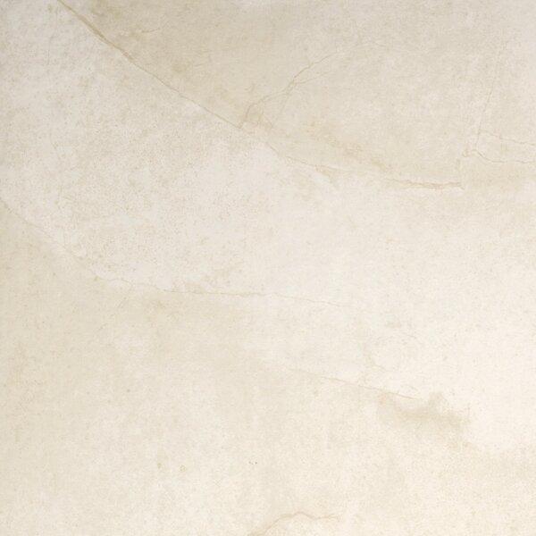 St. Moritz ll 18 x 18 Porcelain Field Tile in Cream by Emser Tile