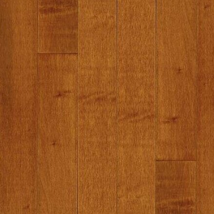 4 Solid Maple Hardwood Flooring in Cinnamon by Bruce Flooring