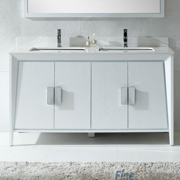 Emerson 60 Double Bathroom Vanity Set by Langley Street