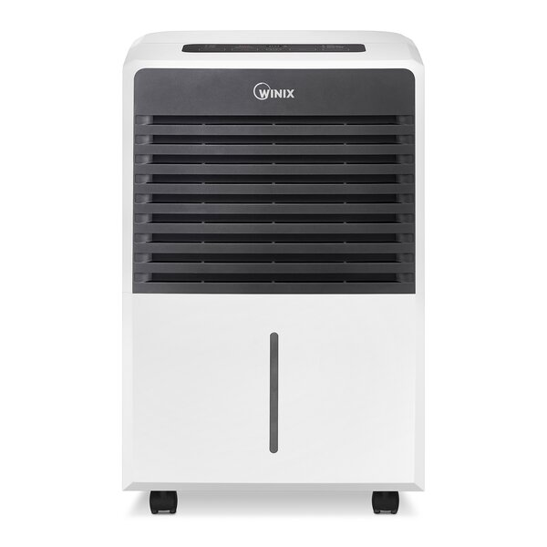 70 Pint Dehumidifier with Casters by Winix