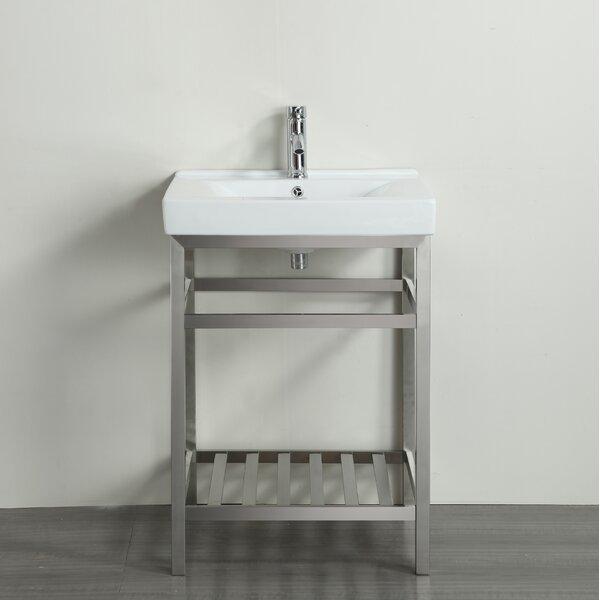 Strauss 24 Single Bathroom Vanity Set by Ebern Designs