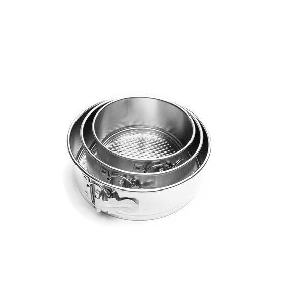 3 Piece Mini Springform Pan Set by Fox Run Brands