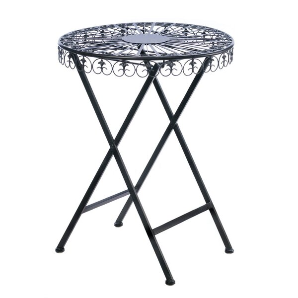 Fleur-De-Lis Patio Table by Zingz & Thingz