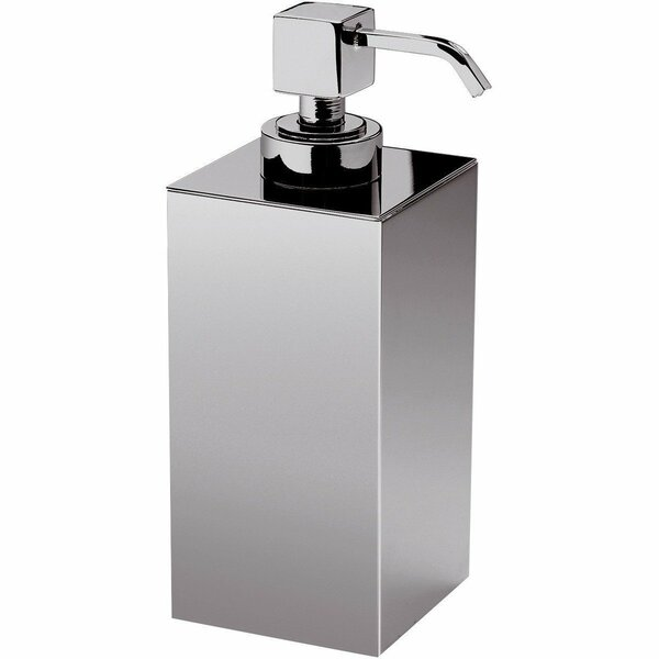 Manna Soap & Lotion Dispenser by Latitude Run