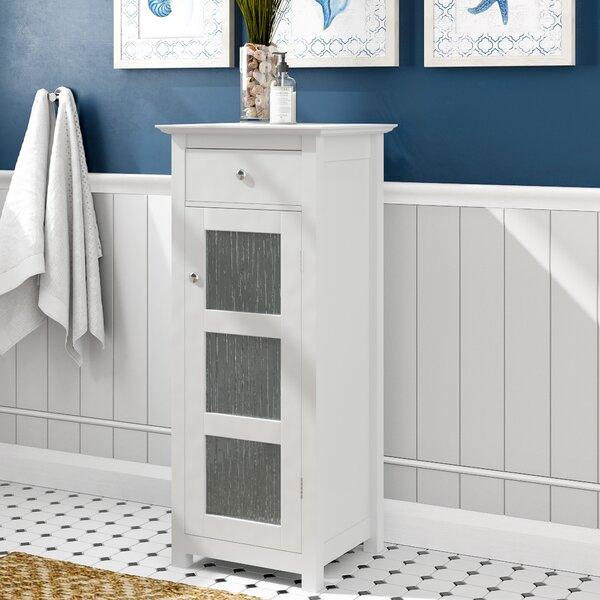 Raglen 14 W x 36 H Cabinet by Beachcrest Home