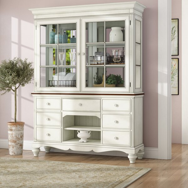 Alise China Cabinet By Lark Manor Great price