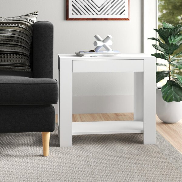 Aahil End Table With Storage By Zipcode Design