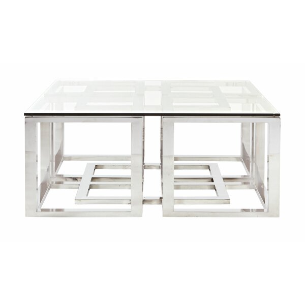Soho Luxe Coffee Table by Bernhardt