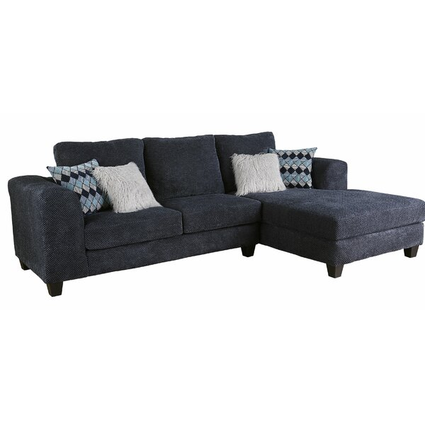 Hooper Right Hand Facing Sectional By Red Barrel Studio