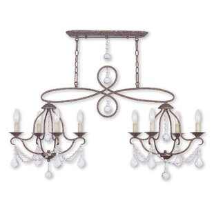 Affordable Price Bayfront 8-Light Candle Style Chandelier By Astoria Grand