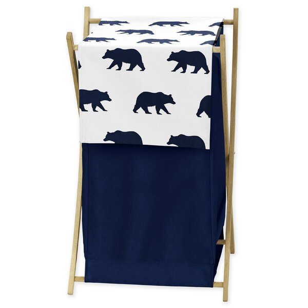 Big Bear Laundry Hamper by Sweet Jojo Designs