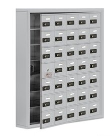 7 Tier 5 Wide Employee Locker by Salsbury Industries