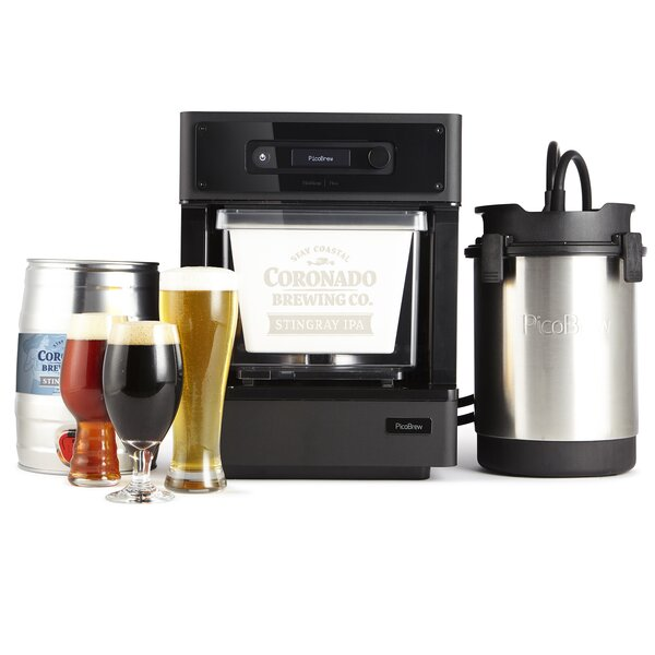 110V Craft Beer Home Brewing Kit by PicoBrew